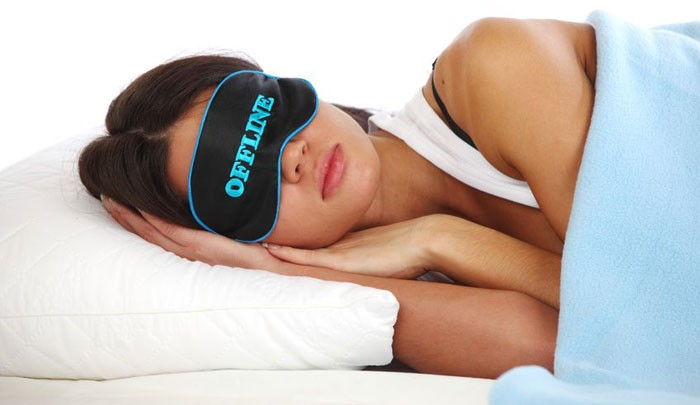 quality sleep relaxation image