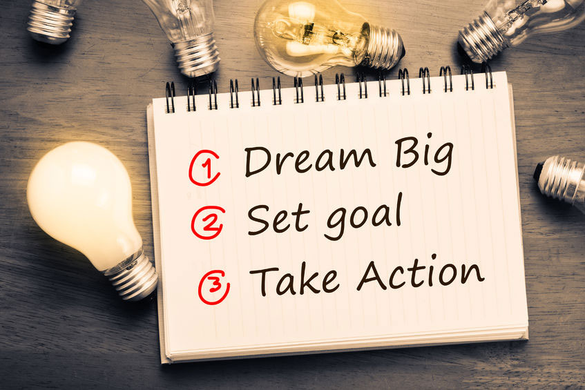 7 habits of highly healthy people part2: Set goals
