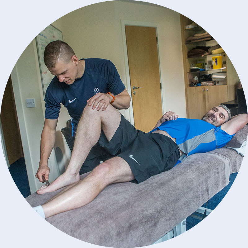 Tool Assisted Massage Nottingham